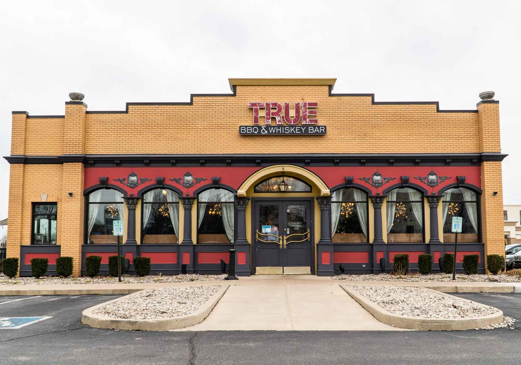 True BBQ and Whiskey Bar